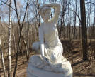 Sculptural personification of Autumn
