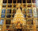 Big Cathedral. Iconostasis