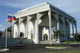 Embassy of the Russian Federation in Libreville