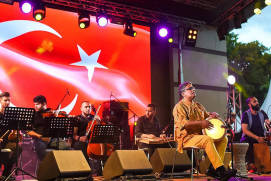 Turkish people in Moscow