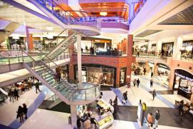 Shopping mall Metropolis
