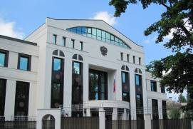 Embassy of the Russian Federation in Moldova