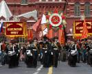 Victory Day Parade on Red Square