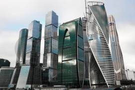 The Moscow City International Business Centre