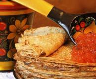 Russian Cuisine Restaurants