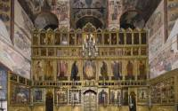 Cathedral of the Annunciation. Iconostasis