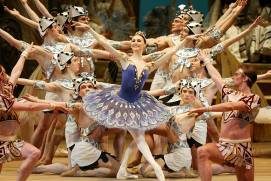 Best ballet performances in Moscow