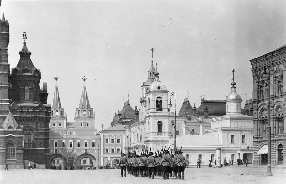 bells for moscow