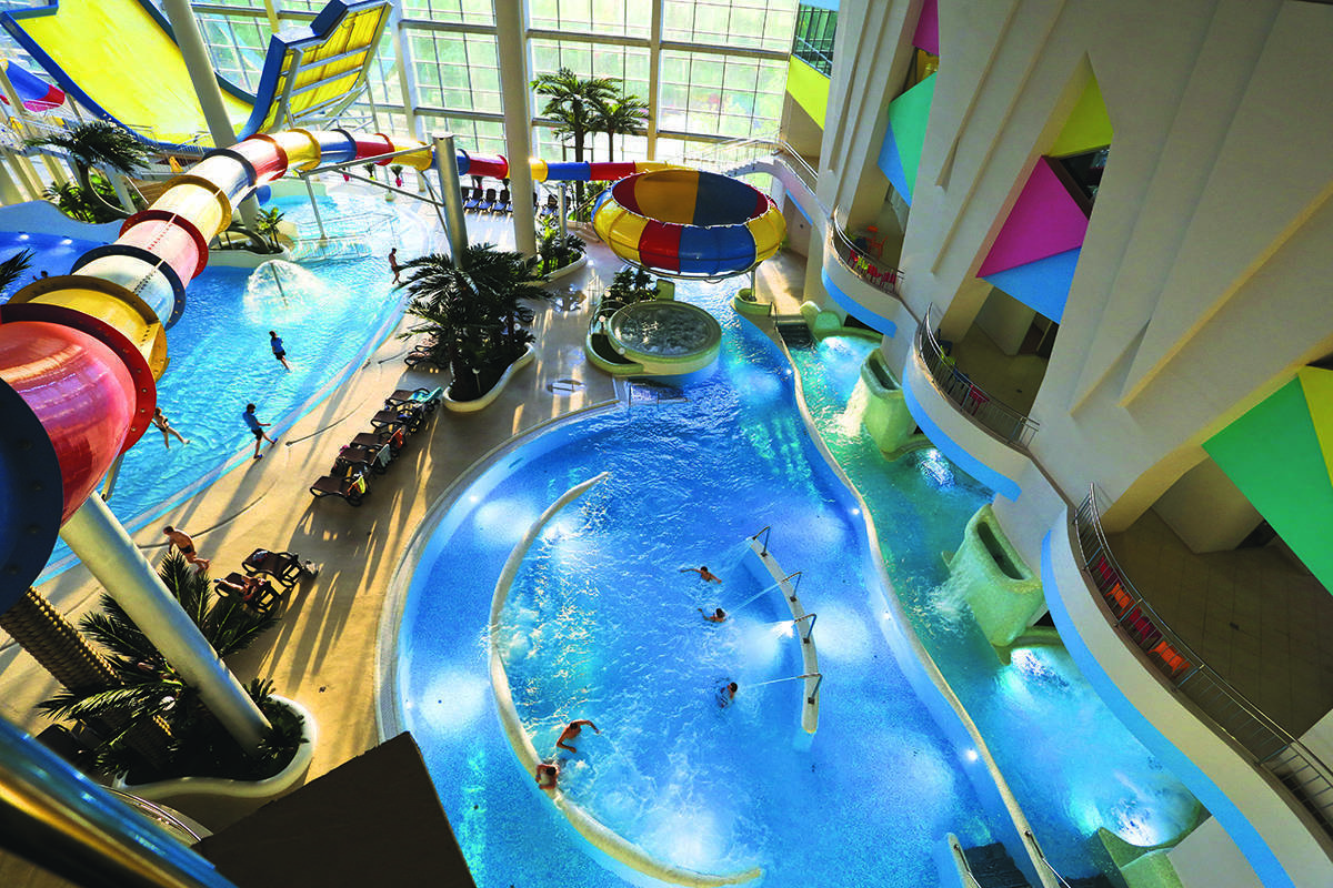 Waterpark in Yasenevo - a complex for the whole family 57