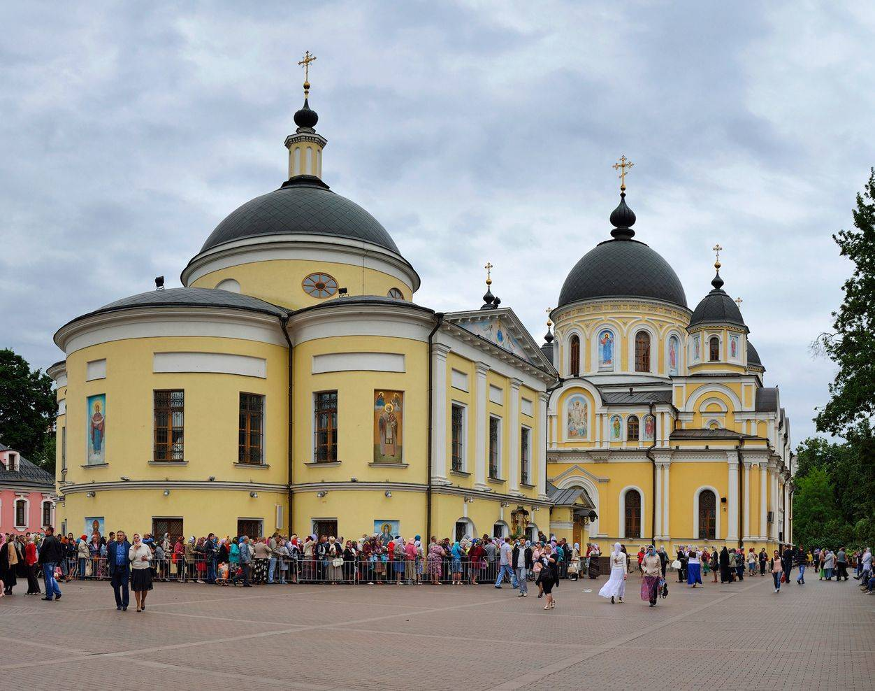 Pokrovsky Convent in Moscow 80