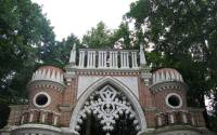 Figured (Grape) Gate in Tsaritsyno