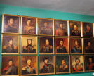 Portraits of the Heroes of the Great Patriotic War of 1812