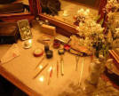 Makeup table of K. Stanislavski's wife