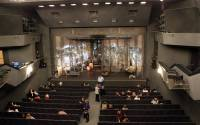 Sovremennik Theatre. Before the curtain-up