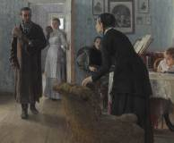 Exhibition of Ilya Repin's Works