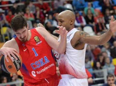 CSKA-Milan Basketball Club, Basketball Game