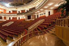 Russian Army Theatre. Auditorium