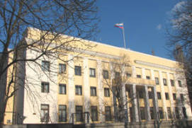 Embassy of the Russian Federation in Romania