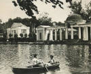 Boating station in 1939
