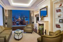 Room in Ritz Carlton