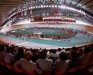 The tribunes of the track are designed for almost 5 thousand spectators