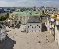 How to sign up for a tour of the Moscow Kremlin