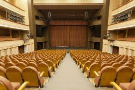 Mossovet Theatre. Auditorium