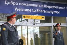 Welcome to Sheremetyevo airport