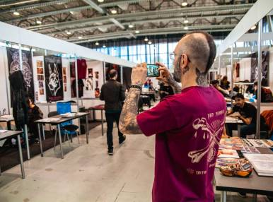 International Moscow Tattoo Convention