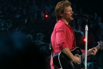 Bon Jovi's Concert in Moscow
