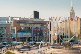 Shopping mall Europe TC