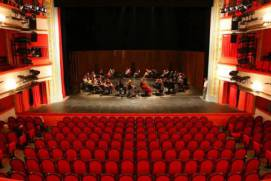 Mayakovsky Theatre. Auditorium