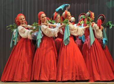 Berezka Folk Dance Ensemble
