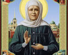 St. Matron of Moscow