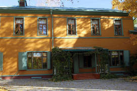 Leo Tolstoy Estate Museum in Khamovniki