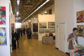 Central House of Artists. Exhibition halls