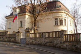 Embassy of the Russian Federation in Croatia