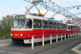 Old Moscow trams. shutterstock.com