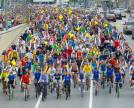 Bike parade. Photo: Shutterstock.com