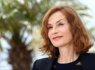 Isabelle Huppert in Moscow