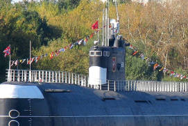Russian Navy history museum