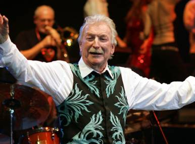 James Last Orchestra directed by Greg Francis