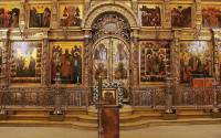 Assumption Cathedral. Iconostasis
