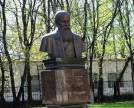 Monument to Fyodor Dostoyevsky in Lyublino