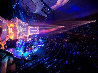 DOTA 2 Epicenter, International eSport Tournament