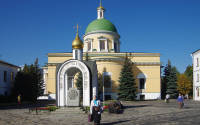 Monastery Church of the Danilov Monastery