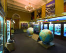 Planet Earth. Exhibition