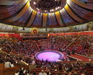 Full house at the Moscow State Circus. Photo: Shutterstock.com