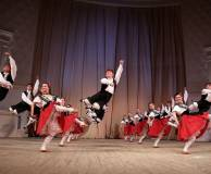 Folk dances of the world. Igor Moiseyev Ensemble