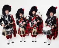 Legends of Ireland and Scotland, Concert